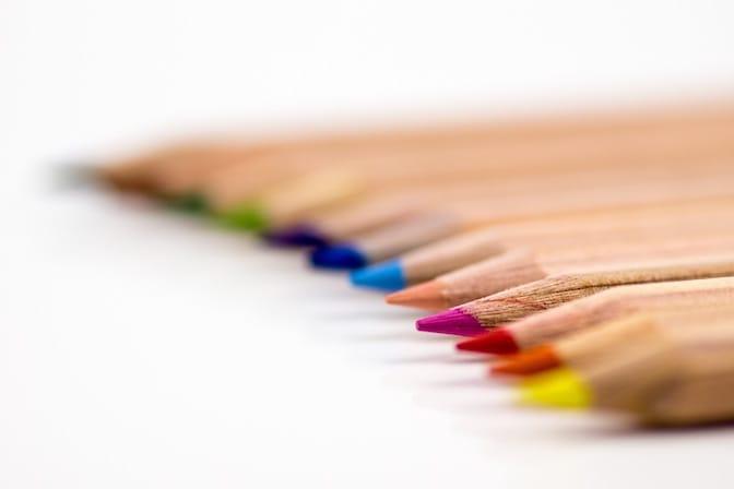 Utiliser les couleurs dans le CV