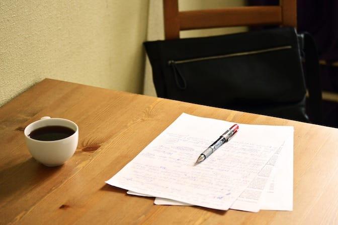 Éviter les fautes de grammaire dans la lettre de motivation