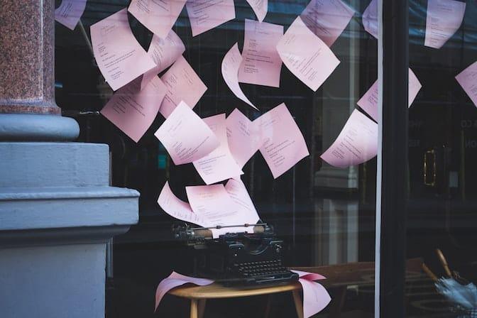 Écrire la lettre de motivation pour le travail
