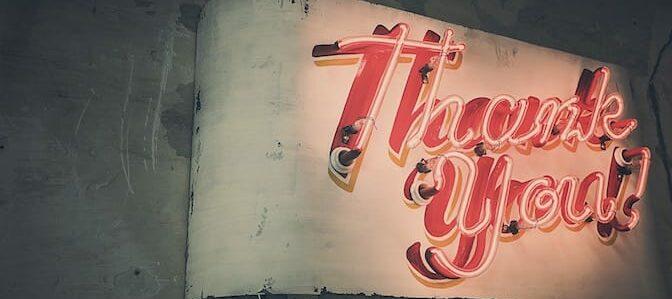 Lettre de remerciement après l'entretien