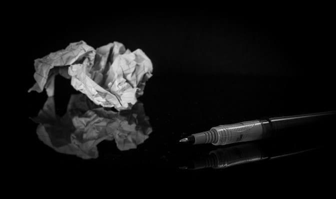 Modèle de lettre de motivation à ne pas écrire