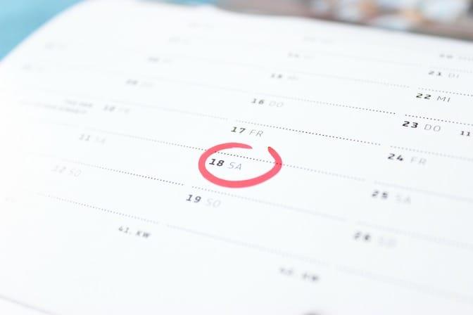 Comment calculer le préavis correct pour la démission