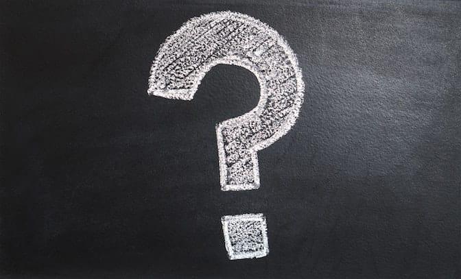 Questions à poser à l'entretien