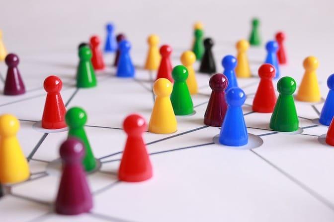 Gardez votre réseau de contacts professionnels